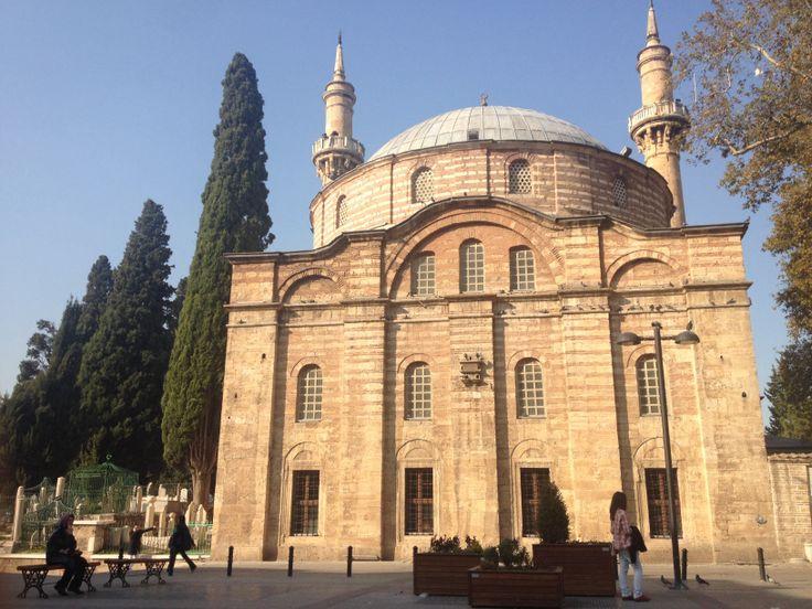 Emir Sultan camii - Bursa / Turkey