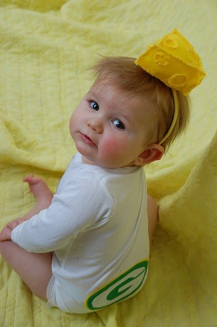 I can't wait for my packer baby to be here!