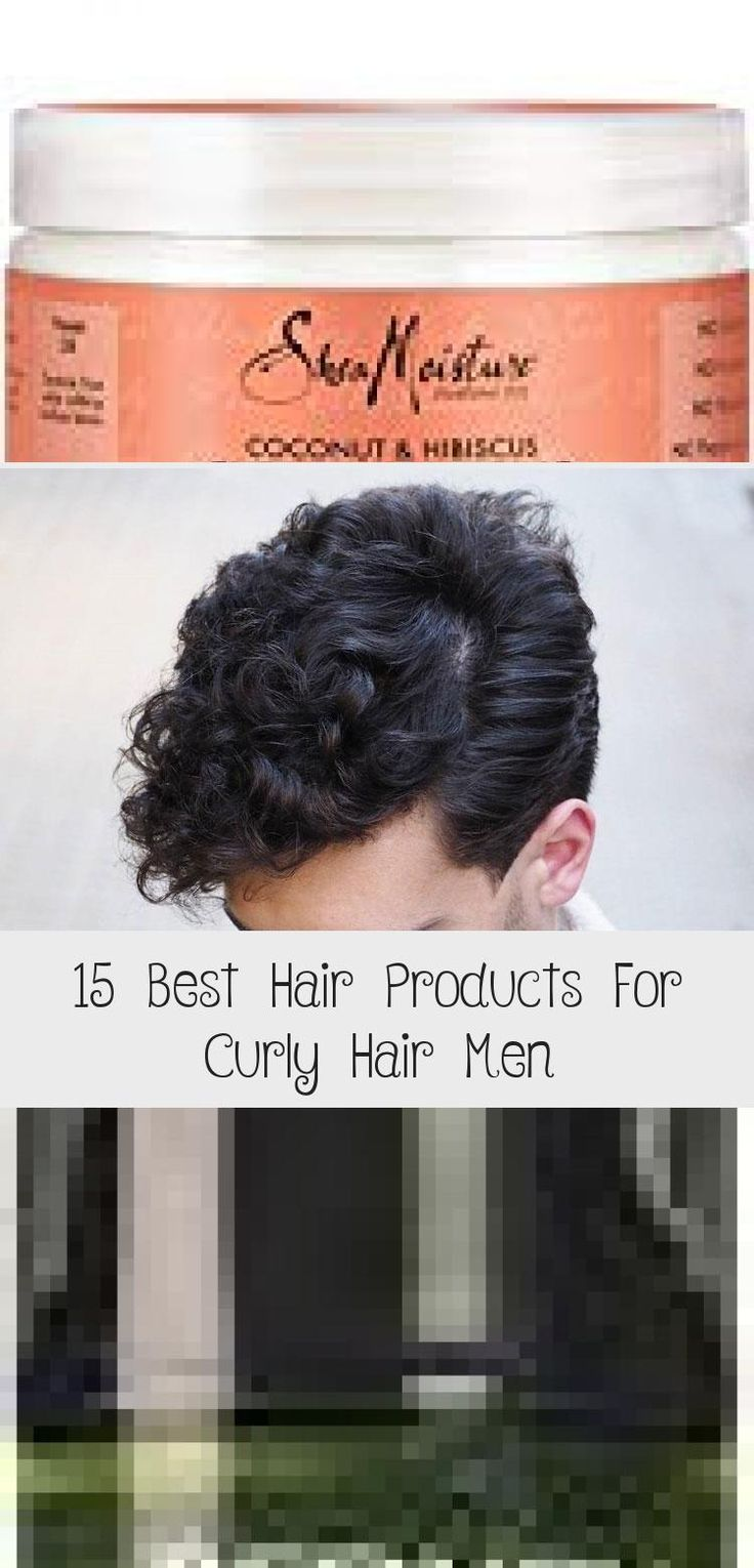 Best Curly Hair Products For Men Style The Best Men's