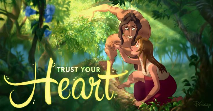 ♫ Put your faith in what you most believe in. ♫