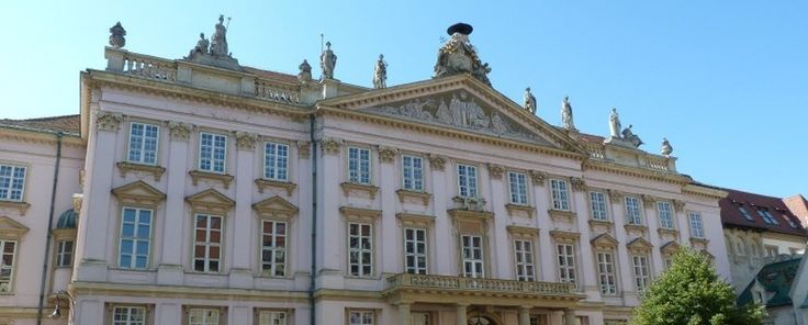 A pozsonyi Prímás palota, TájGazda
