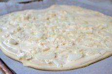 Flammkuchen ala stevie