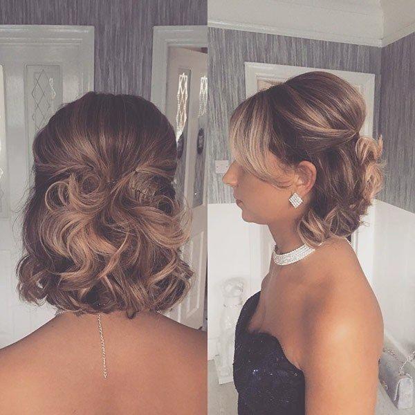 Wedding Hairstyles For Short Hair 2019 The Undercut Haare Haarepflegen Pflegen In 2020 Hair Styles Evening Hairstyles Short Hair Styles