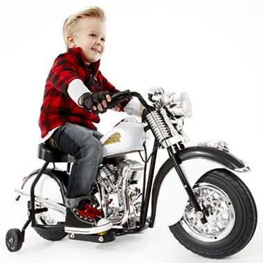 Little Indian Kids Motorcycle - jcpenney