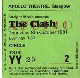 80's The Clash