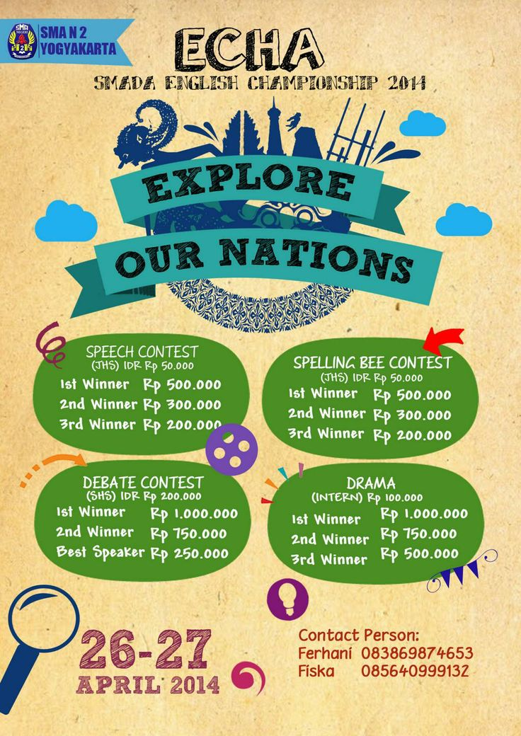 SMADA English Championship 2014. Debate Competition. Speech Competition. Spelling Bee Competition. SMA Negeri 2 Yogyakarta. #Event #Yogyakarta #April