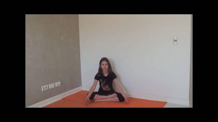 Parte 2: Curso de yoga para niños