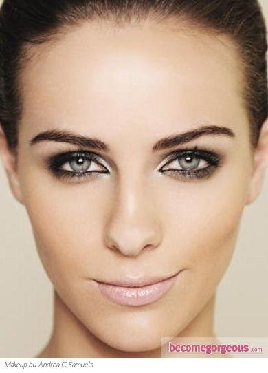 sexy: Makeup Videos, Makeup Trends, Eye Colors, Beautiful, Makeup Ideas, Parties Makeup, Makeup Looks, Green Eye, Smokey Eye Makeup