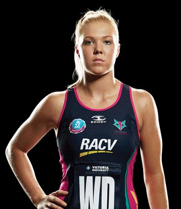 What an amazing player she is!!! Game in, game out you do something to the game that nobody can, we appreciate you!!! Kate Moloney you are my favourite netball player ever. I really want to meet you/Kate Moloney!