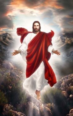 Look, he is coming with the clouds, and every eye will see him, even those who pierced him; and all the peoples of the earth will mourn because of him. So shall it be! Amen. Rev. 1:7
