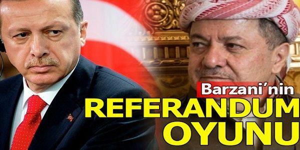 Θύελλα στις σχέσεις Τουρκίας και Κουρδικού Βορείου Ιράκ