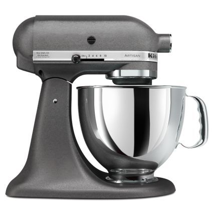 KitchenAid® Artisan Stand Mixer, 5 qt. | Sur La Table in Grey or Silver