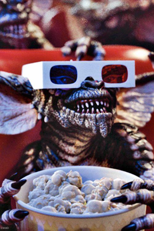 gremlins, movie, and film image