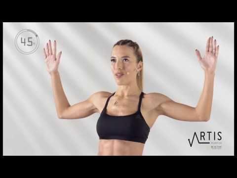 Ewa Chodakowska - Slim Fit [CAŁY TRENING - 55 MINUT] - YouTube