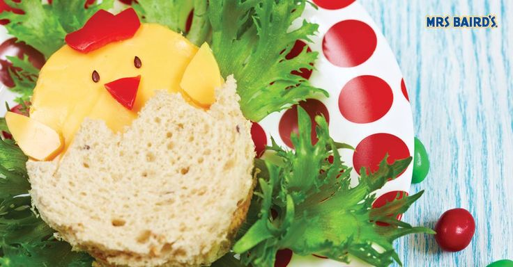 A cute Easter chick for your springtime spread!