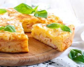 Clafoutis au jambon et au Boursin® : http://www.fourchette-et-bikini.fr/recettes/recettes-minceur/clafoutis-au-jambon-et-au-boursinr.html