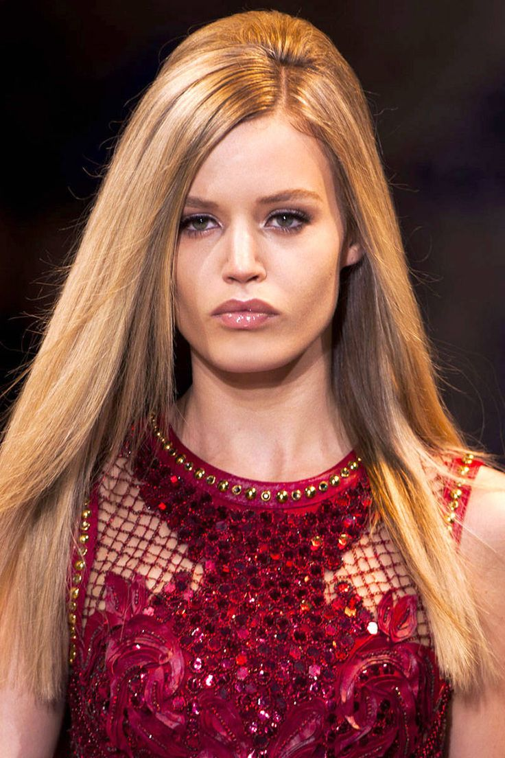 Hottest Fall Makeup 2014 - The Fall 2014 Makeup Trend Report - Harper's BAZAAR '60's inspired...YES!!! That's been the best fashion era in my own opinion! (uh well I loved the 20s also) :)