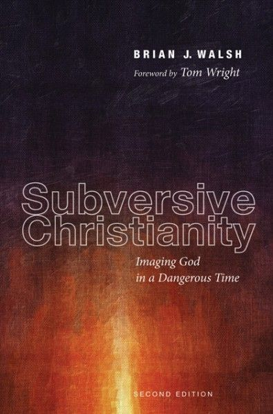 Subversive Christianity, Second Edition (Imaging God in a Dangerous Time; BY Brian J. Walsh; FOREWORD BY Tom Wright; Imprint: Wipf and Stock). In this second edition of Subversive Christianity, Brian Walsh returns to the themes of cultural discernment that he unpacked more than twenty years ago. In a new Postscript, Walsh revisits Francis Fukuyama, Bruce Cockburn, and the prophet Jeremiah and asks, Where are we now? In light of 9/11 and the world economic crisis of 2008, how do we discern…