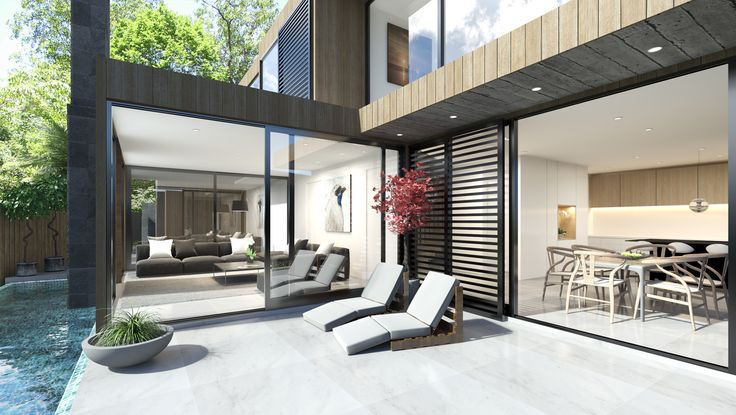Westwood Project  If you're looking to build a new home that pushes the boundaries of contemporary architecture, then give us a call on 09 360 7110 and we can make your ideas come to life.