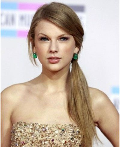 Best hairstyle for tube dress
