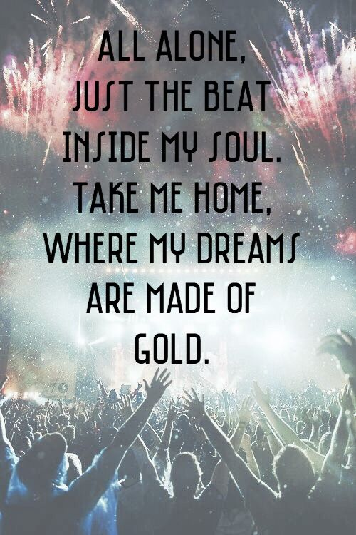 KREWELLA -Alive Lyrics