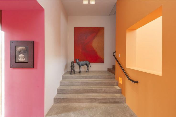 Late and Still Colorful Ricardo Legorreta House Asking $16 Million in Beverly Hills - New to Market - Curbed LA