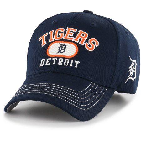 MLB Detroit Tigers Mass Draft Cap - Fan Favorite, Blue