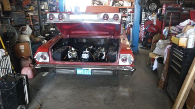 1963 impala lowrider ( hydraulics ) for sale: photos ...