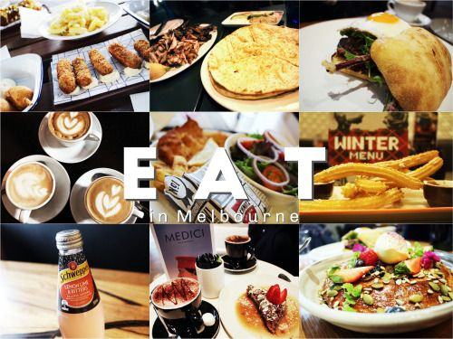 Melbourne: The Place To Eat