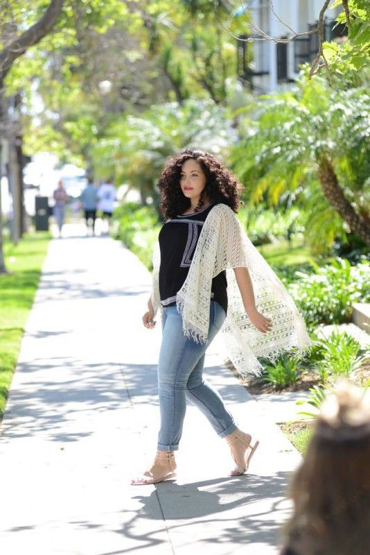 It's the plus size clothing online stores that offer you much more variety and style than any brick and mortar plus size clothing store would.