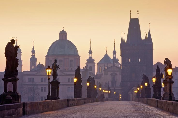 Welcome to Prague! A medieval and bohemian city.