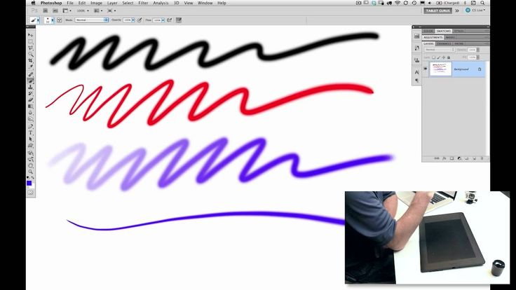 QUICK START GUIDE TO INTUOS5 #wacom #intuous #tablet