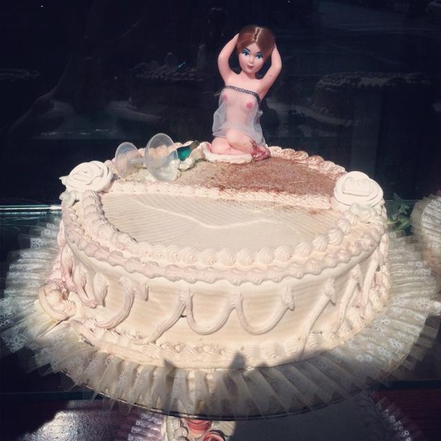 Bachelor Cakes Nyc