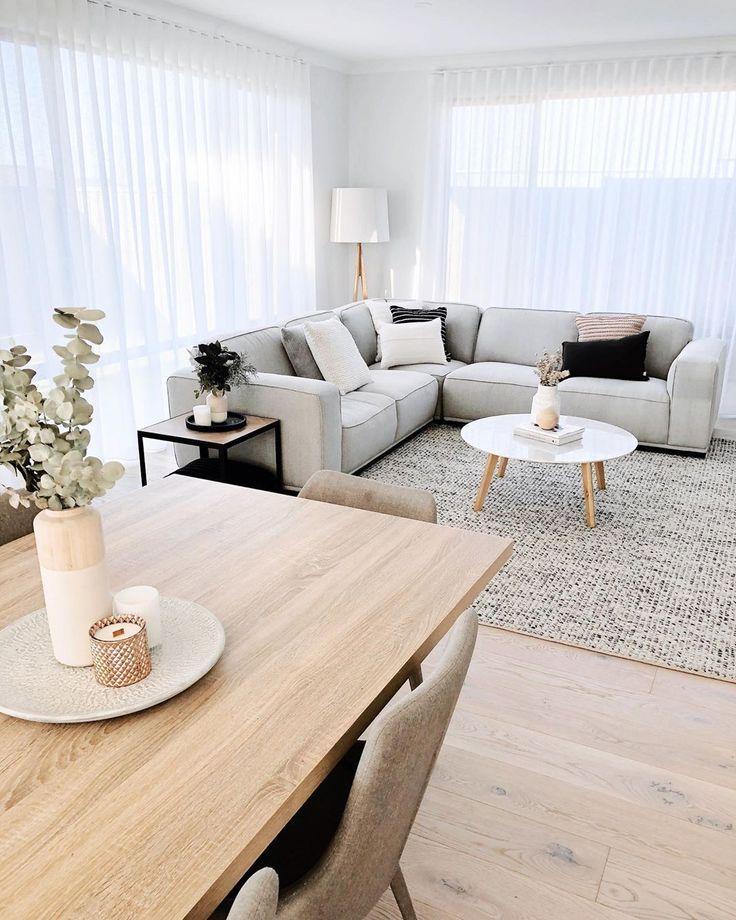 M E G C A R I S Minimalist Living Room Design Modern Minimalist Living Room Living Room Decor Apartment Living room decor for s