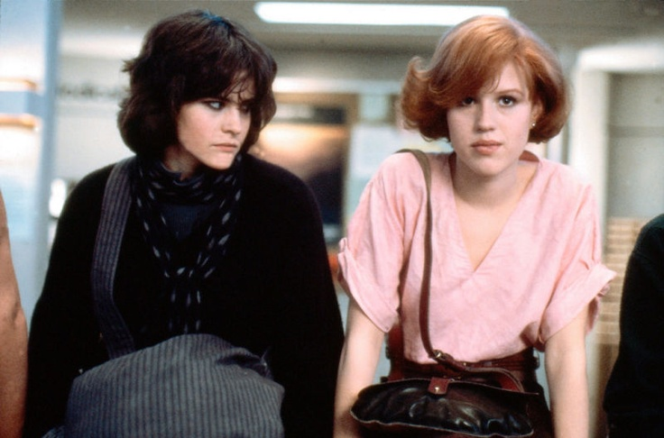 Allison & Claire, The Breakfast Club