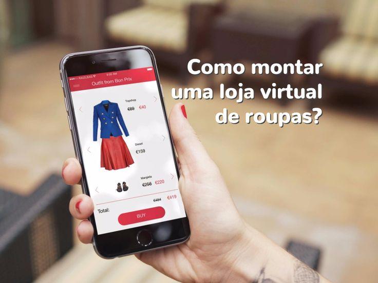 Montar uma loja virtual de roupas pode ser mais fácil do que você pensa! Veja como fazer isso nesse post!