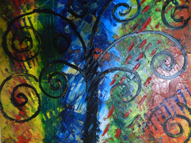 Title: Tree of life The tree of life will continue to grow