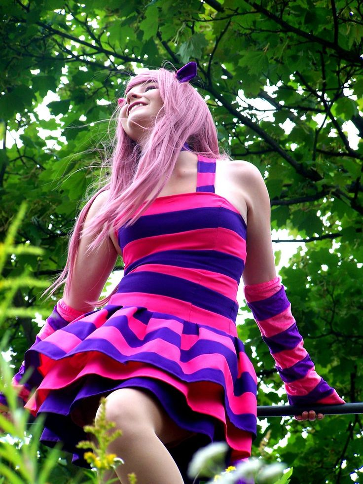 The Cheshire Cat - Windswept by pad-chanx3.deviantart.com on @deviantART