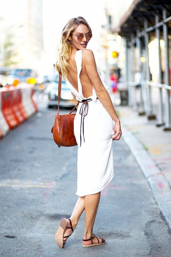 1000  ideas about White Summer Dresses on Pinterest  Summer ...