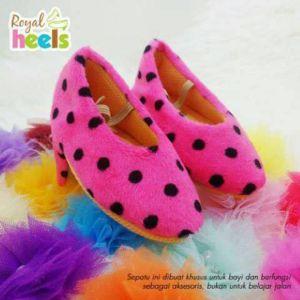 Jual sepatu bayi model heels - arsy doty heels Shoes baby - Lintangmomsneed.babyshop | Tokopedia