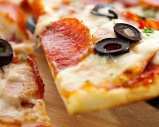 Recette pate a pizza ultra light