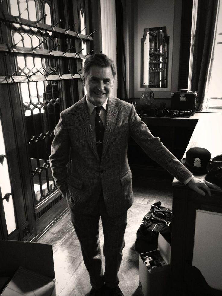 LCM: MEN 2014 - Jeremy Hackett - @Hackett London.