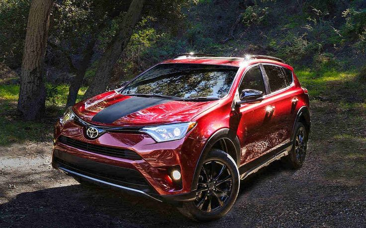 Toyota Rav4 2019 Specs and REview