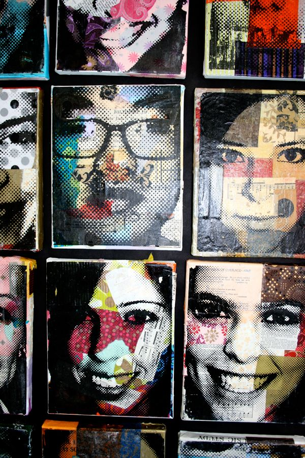 fun high school art projects - Bing Images
