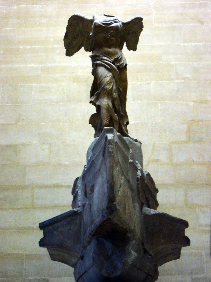 25 Beautiful Winged Victory Sculpture Ideas On Pinterest