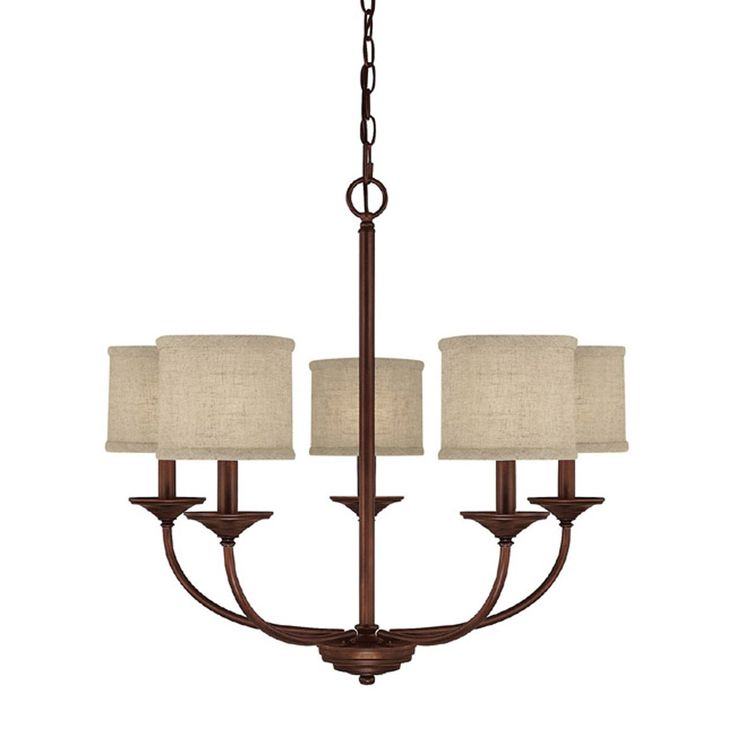 "$236 - 27"" Dia - Minor Details HOME: Capital Lighting 3925BB-468 Loft Transitional Chandelier CP-3925-BB-468"