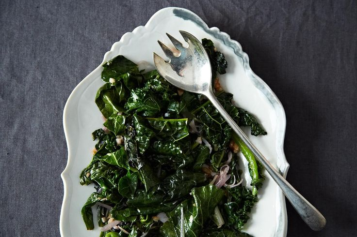 You have the power to bring the best out of dark leafy greens.