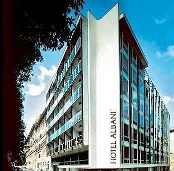 Albani Hotel Roma first hotel two nights