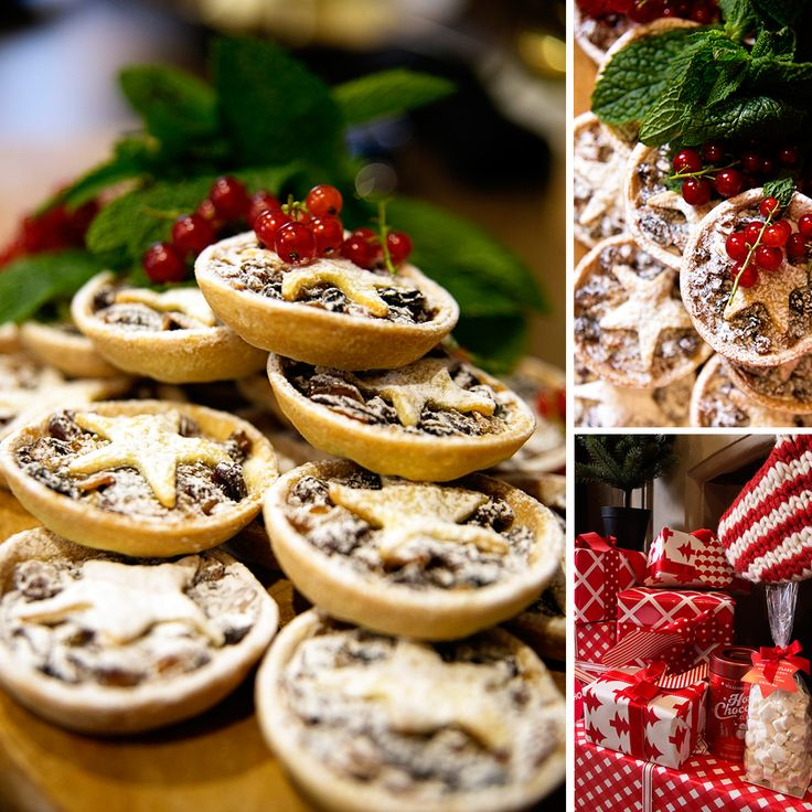 Mince Pies are a traditional sweet treat at this time of year, and we should all have a go at making them! Come on it's Saturday, what else have got planned?
