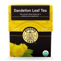 Dandelion Leaf Tea – An intriguing infusion of dandelion leaves